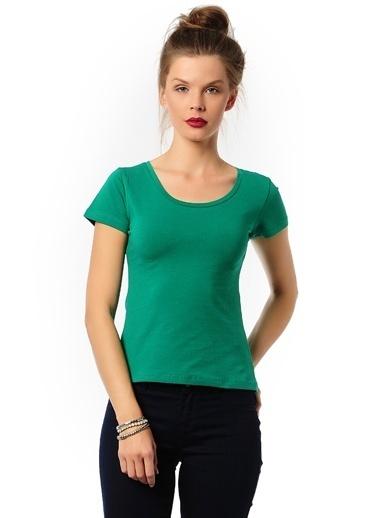 T-Box Tişört Yeşil